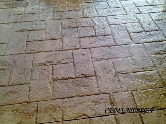 Cementpres 28806 alcal de henares madrid - Hormigon decorativo para suelos ...