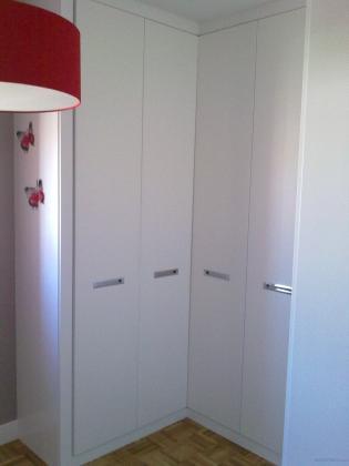 Diser armarios empotrados 48550 muskiz vizcaya for Cambiar puertas interiores