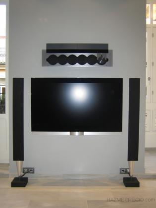 Instalación Bang Olufsen