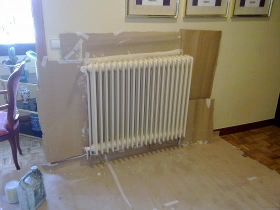 Pintura para radiadores de hierro fundido trendy precio - Pintura para radiadores ...