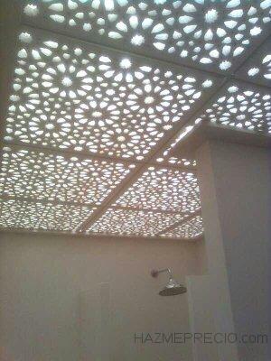 techo desmontable modelo fantasía alhambra