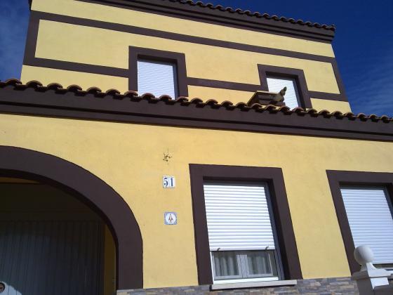 Construcciones y reformas gregorio 19200 azuqueca de henares guadalajara - Fachadas de casas pintadas ...