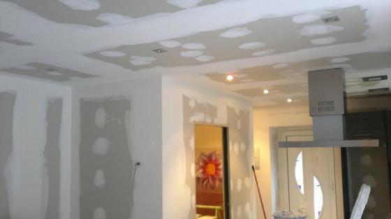 falso techo y tabiqueria de pladur
