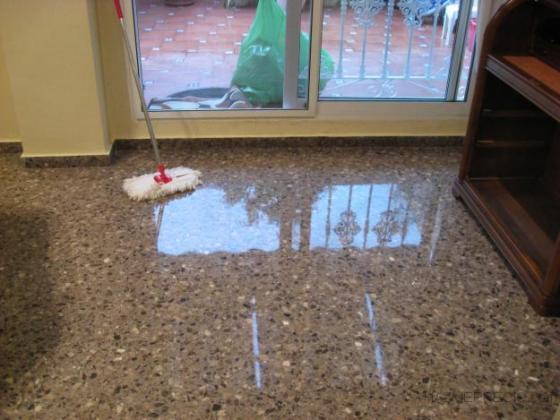 Pulidos y vitrificados gandia 46701 gandia valencia - Pintar suelo terrazo ...