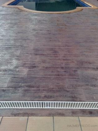 Pavimento hormigon impreso y pulido muros pavimadrid Hormigon impreso sevilla