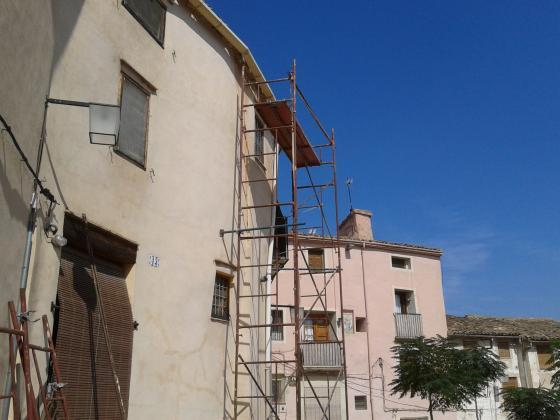 Reformas campos 46880 bocairent valencia - Rehabilitacion de casas antiguas ...
