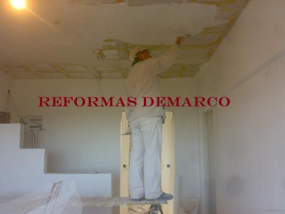 Reparacion con velo-Reforma integral