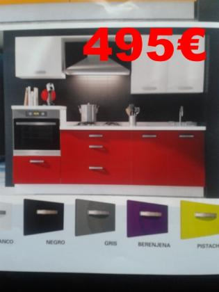 Instaconstsa 33424 llanera asturias for Muebles de cocina asturias