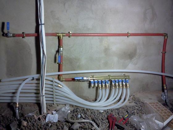 Instalaciones de agua sanitaria