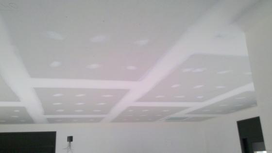 techo continuo de pladur