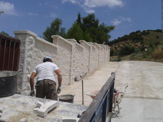 muro bloque split