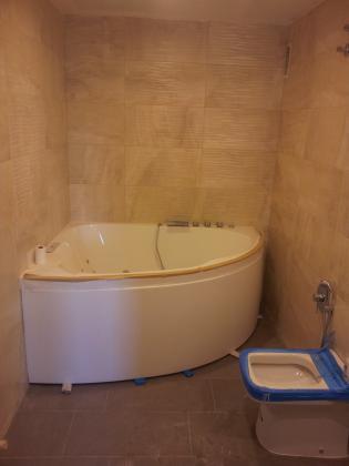 Reforma baño- instalación de jacuzzi