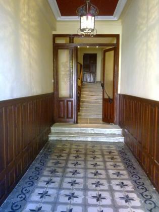 Rehabilitación de portal en Casco Antiguo