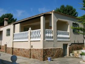 Chalet de campo independiente