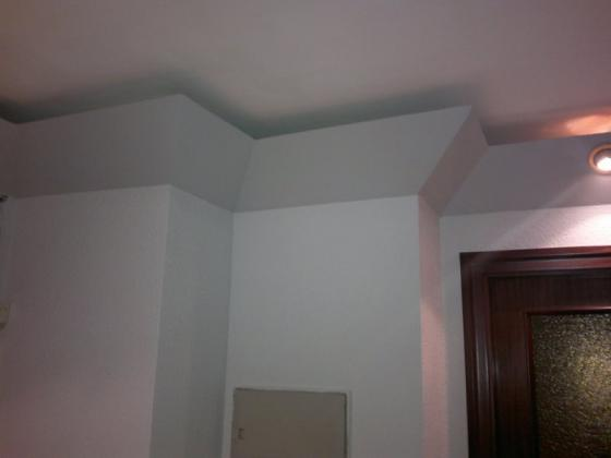 Enyesados soga s l 08226 terrassa barcelona - Luz indirecta salon ...
