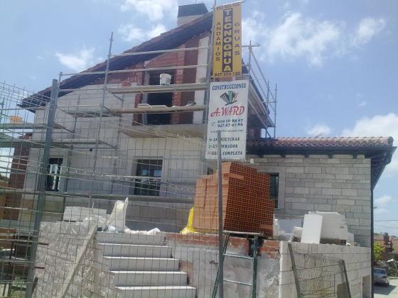 Revestimiento de fachada en piedra