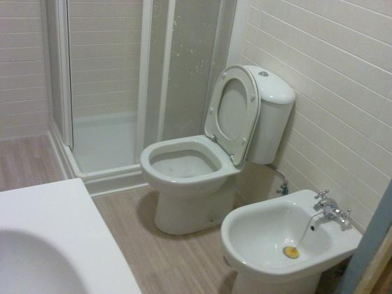Reforma baño en Sevilla