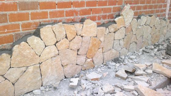 Chapados de piedra.