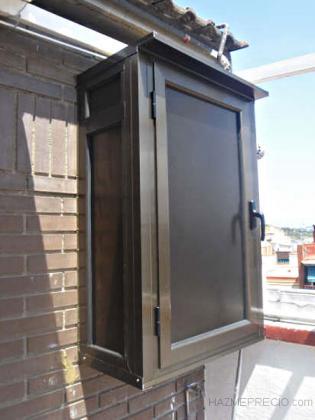 Aluminios montorn s sl 08170 montorn s del vall s for Armario para balcon exterior