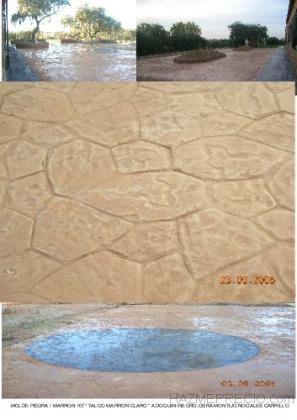 Pavimentos francisco martin 06080 badajoz badajoz - Hormigon impreso badajoz ...