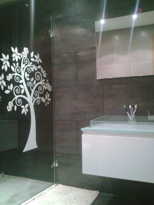 reforma de baño en av. plata alicatado porcelanico rectificado