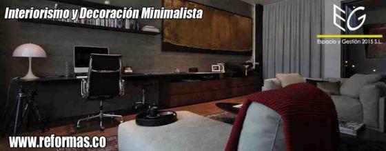 INTERIORISMO Y DECOARACIÓN MINIMALISTA