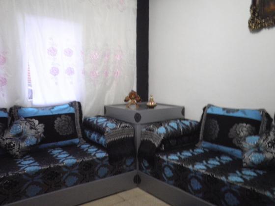 Mueble Àrabe, lacado en Gris Metalizado.