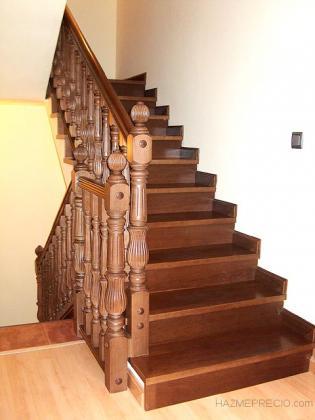 Realización de escalera Oviedo.