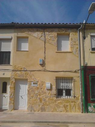 Renovación fachada con aislamiento térmico