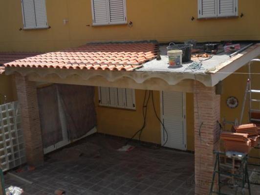Pomi sl 50013 zaragoza zaragoza for Porche jardin madera