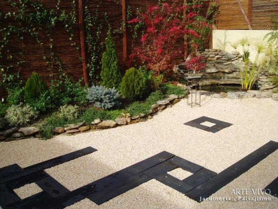Arte vivo jardiner a y paisajismo 28053 madrid madrid - Trabajo jardineria madrid ...