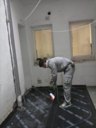 impermeabilizacion con tela asfaltica