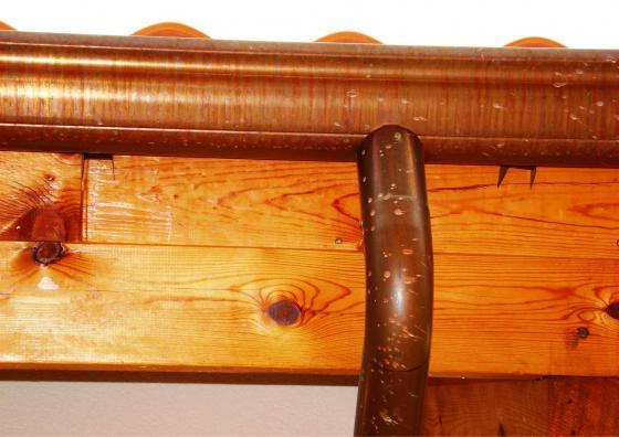 Cubiertas montejados 28240 hoyo de manzanares madrid - Canalon de cobre ...