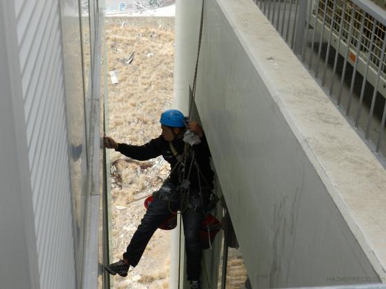 limpieza de fachada