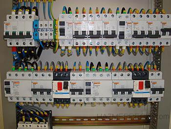 Cableado cuadro electrico