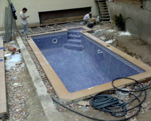 piscina en manresa