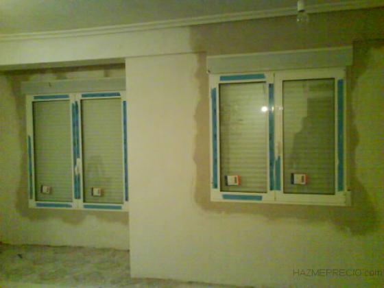 cambio ventanas con obra