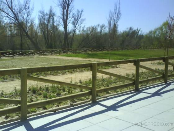 Activa parques y jardines 47155 santovenia de pisuerga - Cercados y vallas ...