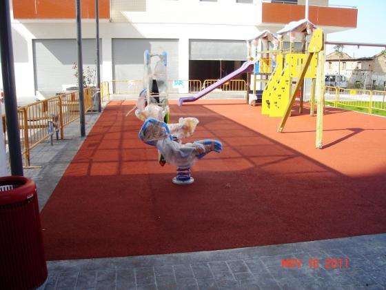 Parque Seguridad Infantil