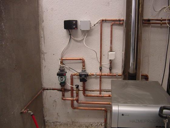 Instaman gas y calefaccion s l 48600 sopelana vizcaya - Instalacion suelo radiante ...
