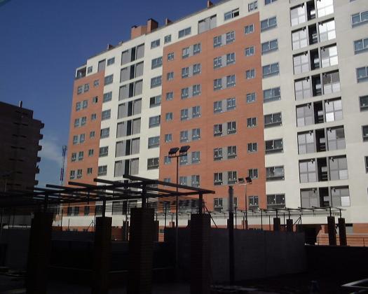 Edificio de viviendas en Méndez Álvaro. Madrid