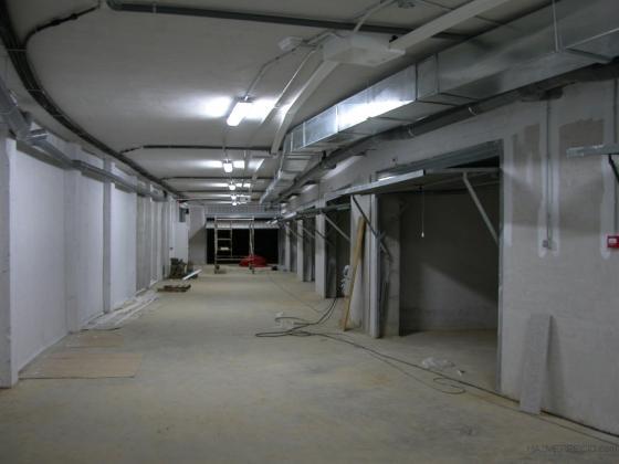 garajes subteraneos