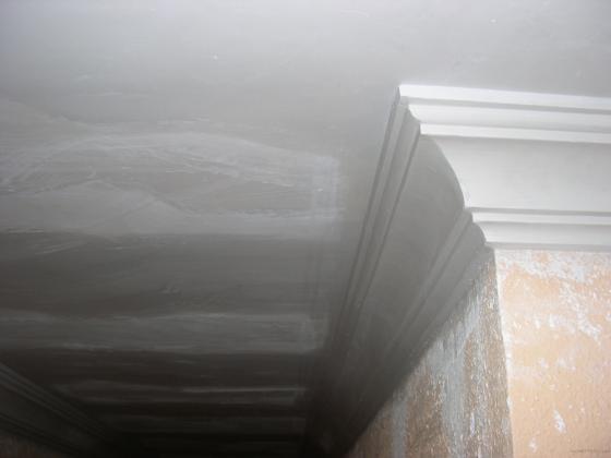 techo de escayola y escocia