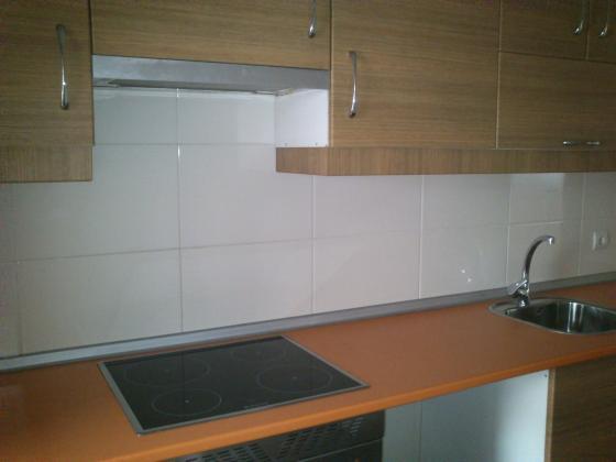 cocina montada completamente