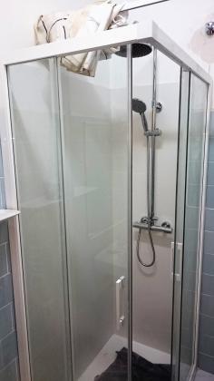 Cambio baño a plato de ducha