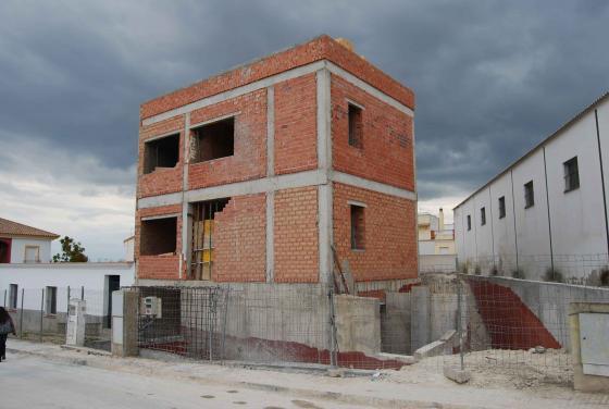 Vivienda unifamiliar entre medianeras, Trebujena, Cádiz