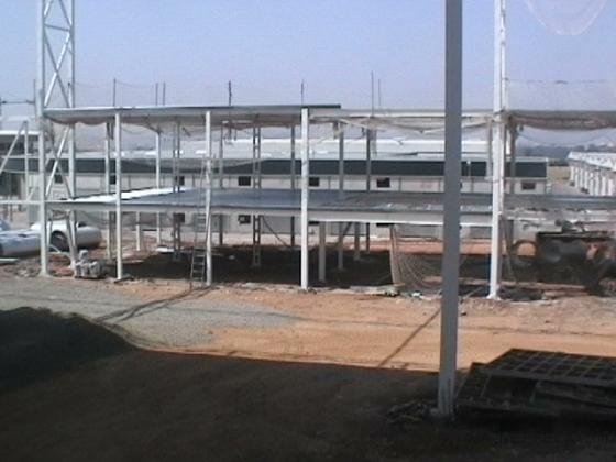 Cyma construcciones y montajes 33120 pravia asturias for Forjado estructura metalica