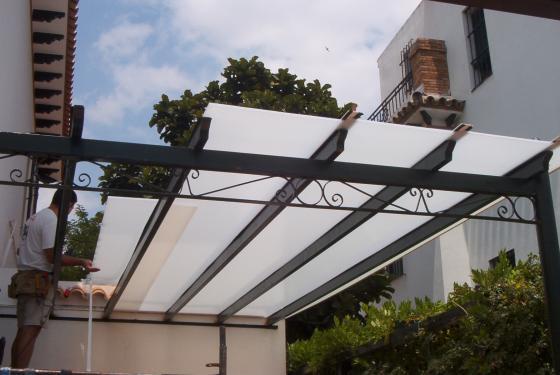 Sms 41500 alcal de guada ra sevilla for Como hacer una estructura metalica para techo