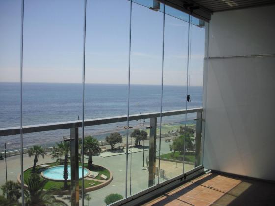 Aluyglass soluciones 03006 alicante alacant alicante - Cerramientos plegables de vidrio ...