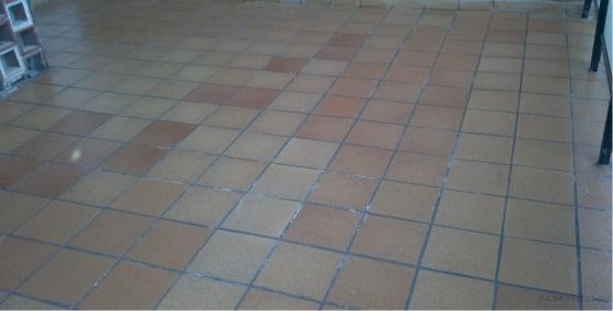Rehabilitación de terraza. Impermeabilización